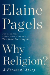 "Elaine Pagels book cover ""Why Religion?"""